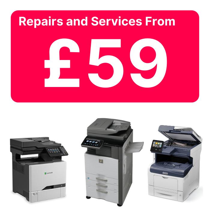 printer repairs chorley